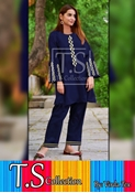 Buy TS COLLECTION NEW ARRIVAL MIRROR SUIT CH2 VR-90101  online