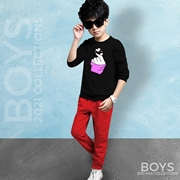 AA Collections Launched Kids TrackSuits For BABA  AA-0690