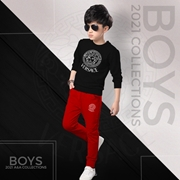 AA Collections Launched Kids TrackSuits For BABA  AA-0691