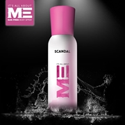 Its All About ME Body Spray Scandal 120ML (Gas Free) ME-01
