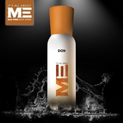 Its All About ME Body Spray DON 120ML (Gas Free) ME-03