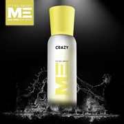 Its All About ME Body Spray CRAZY 120ML (Gas Free) ME-04