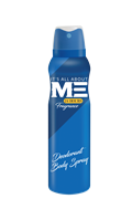 Its All About ME Deodorant Body Spray 200ml ME-17
