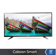 PEL ColorOn HD LED TV 32PF008 Smart Seamless