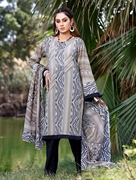 Khas 2 PIECE UNSTITCHED PRINTED LAWN SHIRT WITH LAWN DUPATTA RKL-1091