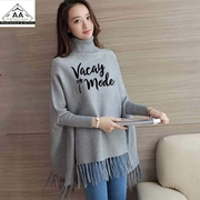 AA-Collections Printed Ladies Poncho AA-1078